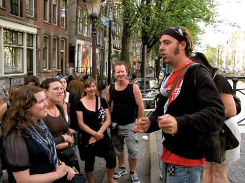 SANDEMANs: Amsterdam City Tour