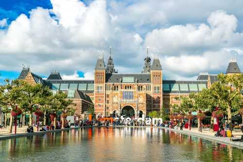 iamsterdam Rijksmuseum