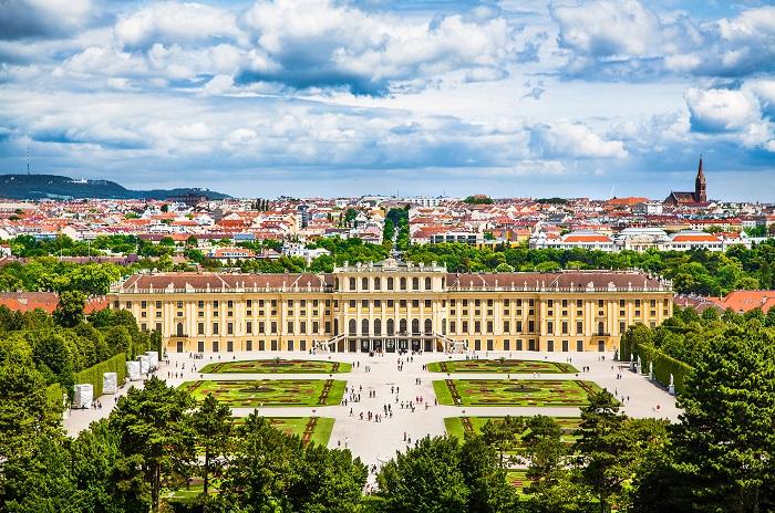 Shutterstock: Schloss Schönbrunn