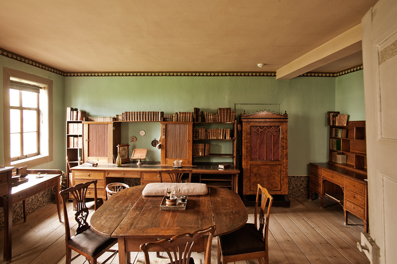 Gruppenausflug und Gruppenticket in Weimar: Klassik Stiftung Weimar: Goethe Nationalmuseum