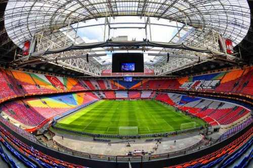 Amsterdam Arena guided stadium tour