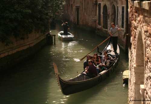 Sightseeing Experience Italy s.r.l: Gondelfahrt Giro Gondola