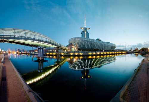 Gruppenausflug und Gruppenticket in Bremen: Klimahaus Bremerhaven Marcus Meyer: Aussenansicht Klimahaus