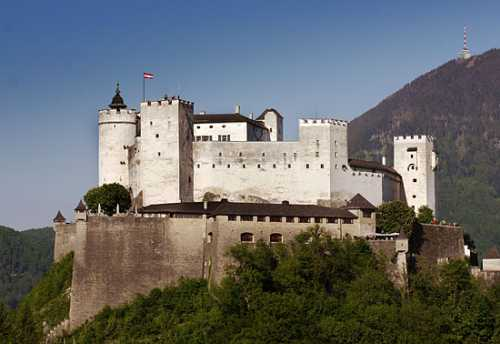 Hohensalzburg Festung