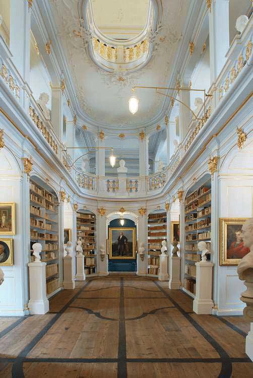 Klassik Stiftung Weimar: Anna Amalia Bibliothek