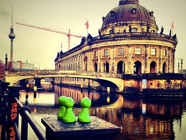 Gruppenausflug und Gruppenticket in Berlin: Teampädagogik Erlebnis Stadtrallye Berlin