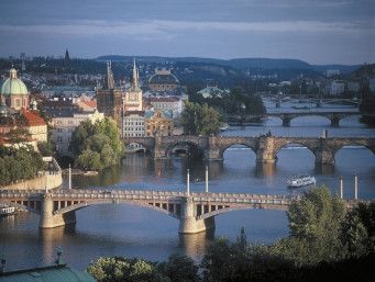 IncoCzech: Charles Bridge, Prague Czech Republic