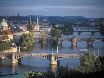 IncoCzech: Karlsbrücke Prag