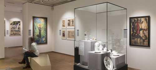 Germanisches Nationalmuseum: Kriegszeit