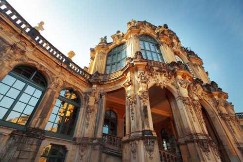 Ideal für Gruppenaktivitäten und Gruppenangebote in Dresden: Dresdener Zwinger
