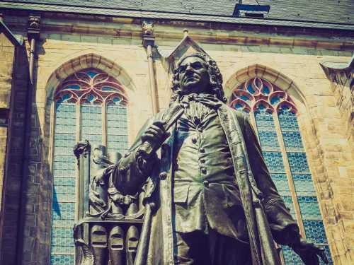 Shutterstock: Leipzig Goethe-Monument