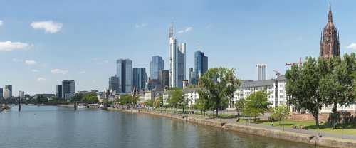 Gruppenausflug und Gruppenticket in Frankfurt: Köln-Düsseldorfer Deutsche Rheinschiffahrt AG: Panoramafahrt auf dem Rhein - Frankfurt