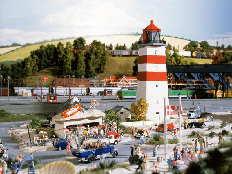 Miniatur Wunderland: Bereich Skandinavien