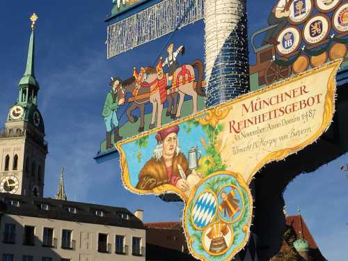 Weisser Stadtvogel München: guided beer tour