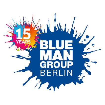 Blue Man Group 15 years in Berlin