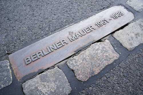 Shutterstock: Berliner Mauer