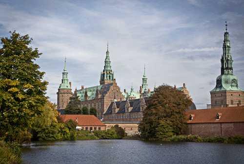 Gruppenausflug und Gruppenticket in Kopenhagen: Frederiksborg Castle