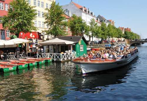 STRÖMMA Danmark A/S: Grachtenfahrt in Amsterdam