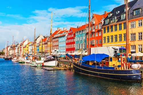 SANDEMANs: Copenhagen Sightseeing tour