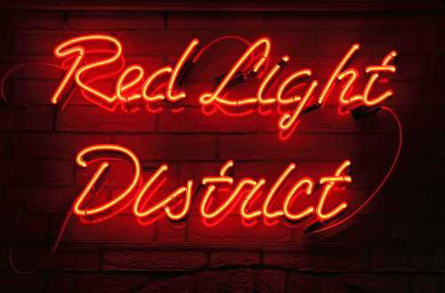 SANDEMANs: Red Light District Tour