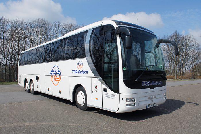 Gruppenausflug und Gruppenticket in Dortmund: TRD Reisen Bus