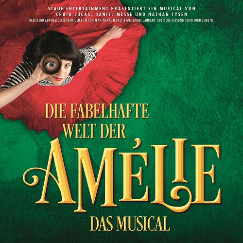 Stage Entertainment: The Fabulous Destiny of Amélie Poulain