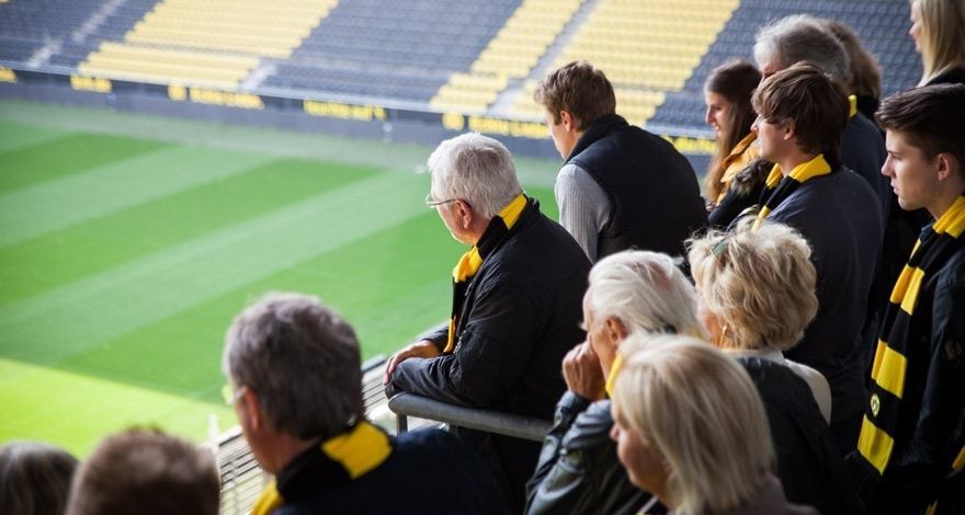 BVB Event & Catering GmbH: BVB Stadiontour