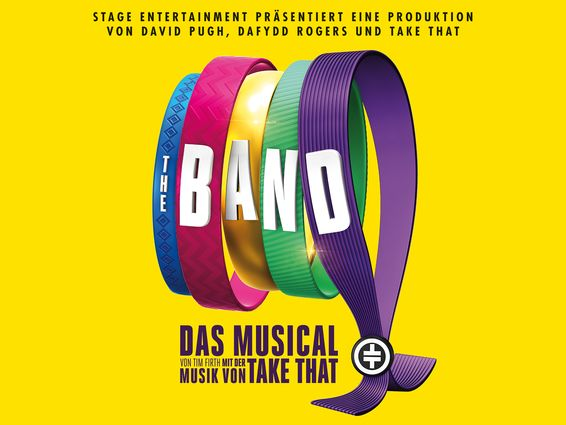 Logo THE BAND Das Musical
