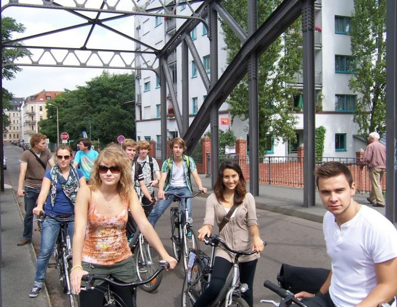 Guided Bike Tour Leipzig