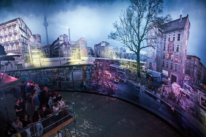 Asisi Panometer Berlin Die Mauer