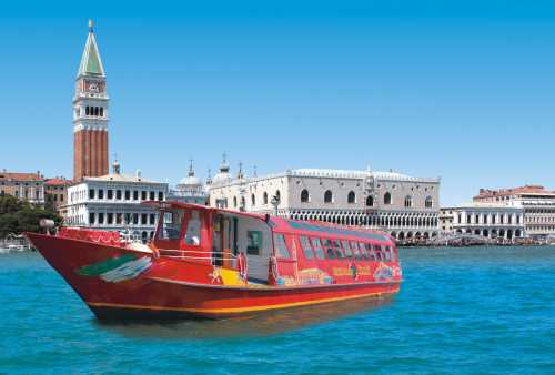 Bootsfahrt Venedig - Sightseeing Experience Italy s.r.l