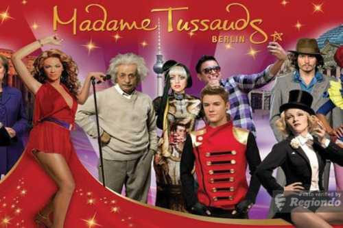 Merlin Entertainments: Madame Tussauds Berlin