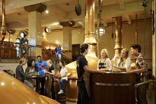 Heineken Experience Amsterdam - Einblick in die Heineken Brauerei